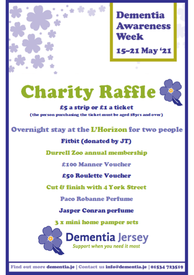 Charity Raffle