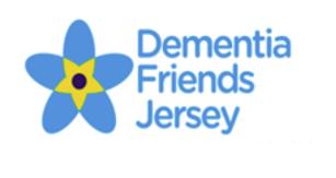 Dementia Friends Jersey logo